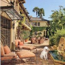Image of Adamson House, Muirfield Ave, Los Angeles - FF-141.c