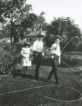Image of Rindge children at play