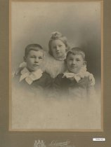 Image of Rindge children,  ca. 1897