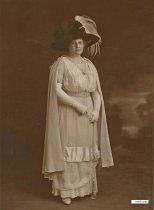Image of Rhoda Agaha Rindge, ca. 1909