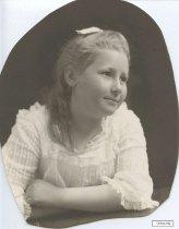 Image of Rhoda Agatha Rindge, ca. 1905