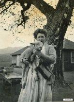Image of Rhoda Agatha and friend