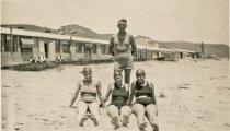 Image of Fun on the beach - MP-61