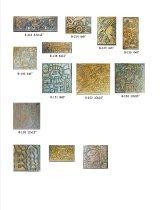 Image of Malibu Mayan tiles - MP-98