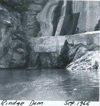 Image of Rindge dam, 1966 - RMb-60