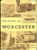 Image of History of Worcester, Massachusetts - Book