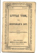 Image of One of a collection of  7 small booklets: Little Tom, the Huntsman's Boy - booklet