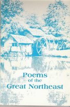 Image of poems with refs. to Fitchburg poets including donor Shirley Whitney. - Book