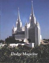 Image of Dodge Magazine