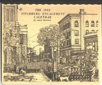 Image of calendar Fitchburg - Pen and Ink Drawings of Fitchburg