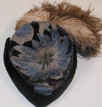 Image of hat, clothing, Mannix, Crocker