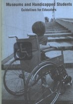Image of Paperback book Museums and Handicapped Students; Guidelines for Educators - Book