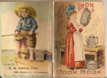 Image of The Granite Iron Ware Cook Book - Cookbook