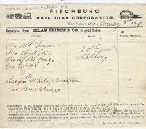 Image of 2000.400.1916 - Bill of lading