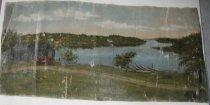 Image of oil painting landscape pastoral