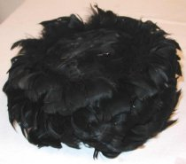 Image of clothing gloves accessories feathers - gloves clothing accessories