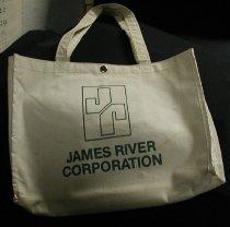 Image of bag tote bag James River Corporation - James River Corporation tote bag