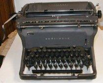 Image of written communication typewriter newspaper - Newspaper reporting typewriter