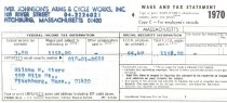 Image of W-2 Form