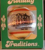 Image of ornament Christmas Fitchburg - Christmas ornament Fitchburg