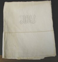 Image of handwork pillow case embroidery - pillow case