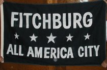 Image of flags cities - All America City flag