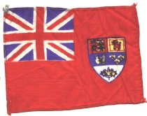 Image of Canada flag - flag Canadian