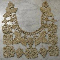 Image of Clothing accessories Crochet handwork - Collar