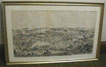 Image of View of Fitchburg Proof of lithograph