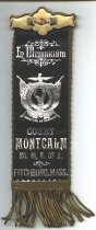 Image of Awards Organizations - badge / Court Montcalm No. 84, F. of A.