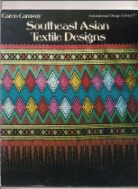 Image of Book on Southeast Asians, A New Beginning in Lowell, by James Higgins and Joan Rossl  and Book on Southeast  Asian textile Designs by Caren Caraway - Books