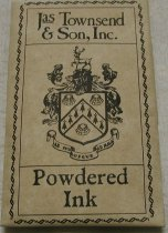 Image of revolutionary war write ink powdered ink - revolutionary war write ink powdered ink