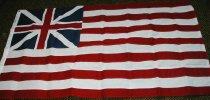 Image of revolutionary war flag - revolutionary war flag