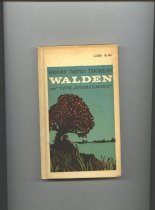 Image of Walden or, Life in the Woods and on the Duty of Civil Disobedience - Book