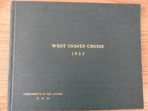 Image of A travel diary of a cruise to the West Indies from February 26 to March 17, 1935 - Diary