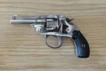 Image of Iver Johnson's Arms & Cycle Works, Inc. Iver Johnson revolver