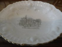 Image of Christ Church, Fitchburg Nichols and Frost Dish