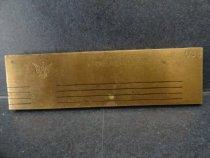 Image of Magnus Metal Crocker Burbank & Co. National Lead Company American Tool blueprints