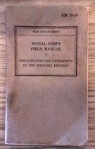 Image of An American WW2 field manual - Book