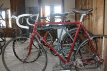 Image of Arthur Longsjo's bicycle