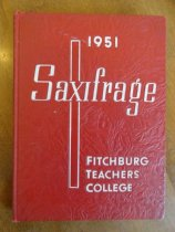 Image of Fitchburg State Teachers College  Yearbook for 1951 - Yearbook