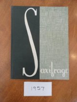 Image of Fitchburg State Teachers College  Yearbook for 1957 - Yearbook
