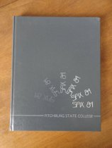 Image of Fitchburg State College  Yearbook for 1984 - Yearbook