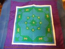 Image of Hmong handicraft pillow case