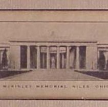 Image of McKinley Memorial engraving