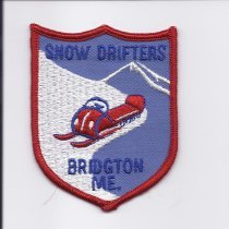 Image of Snow Drifters Patch