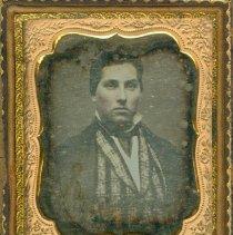 Image of Daguerreotype of Arthur Augustus Burnham