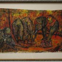 Image of Circus Elephants