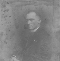 Image of Vicar Richard Morgan