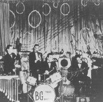 Image of Charlie Christian with Benny Goodman